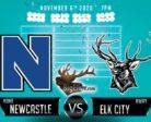 newcastle vs elks
