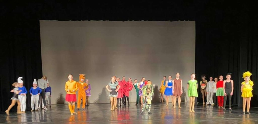 Dance performance to benefit child advocacy center