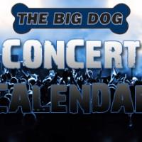 Big Dog Concert Calendar | WVNA