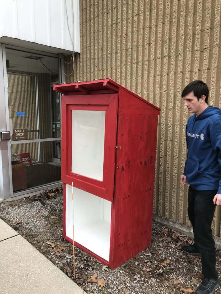 Richard Carwile - Port Huron High School
