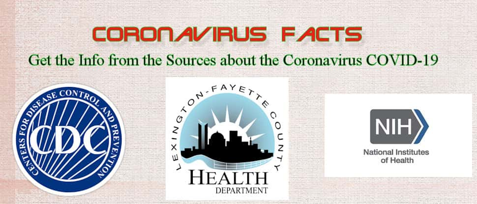 coronavirus facts cdc