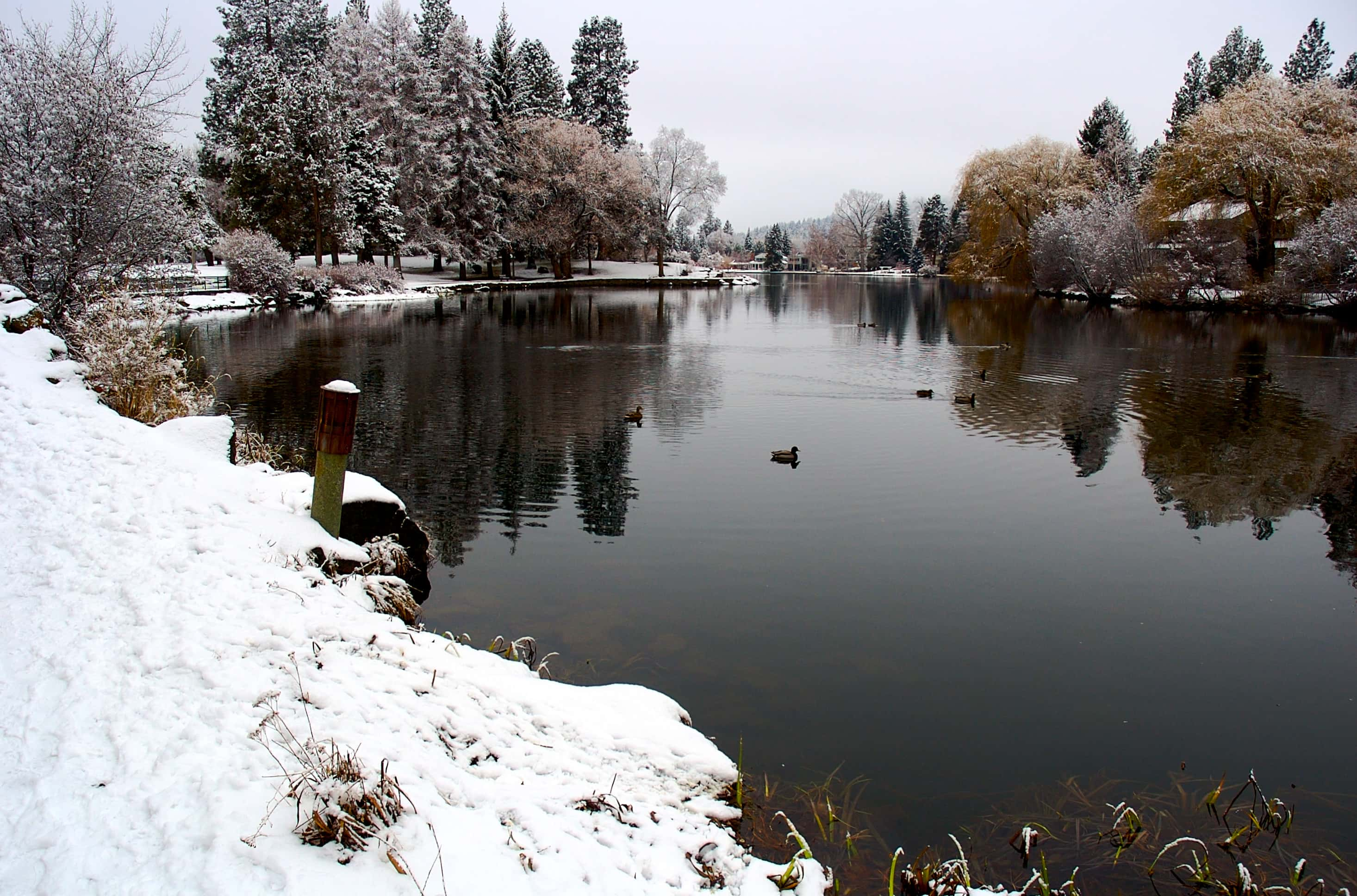 City Of Bend Gives Weather Related Advice To Homeowners