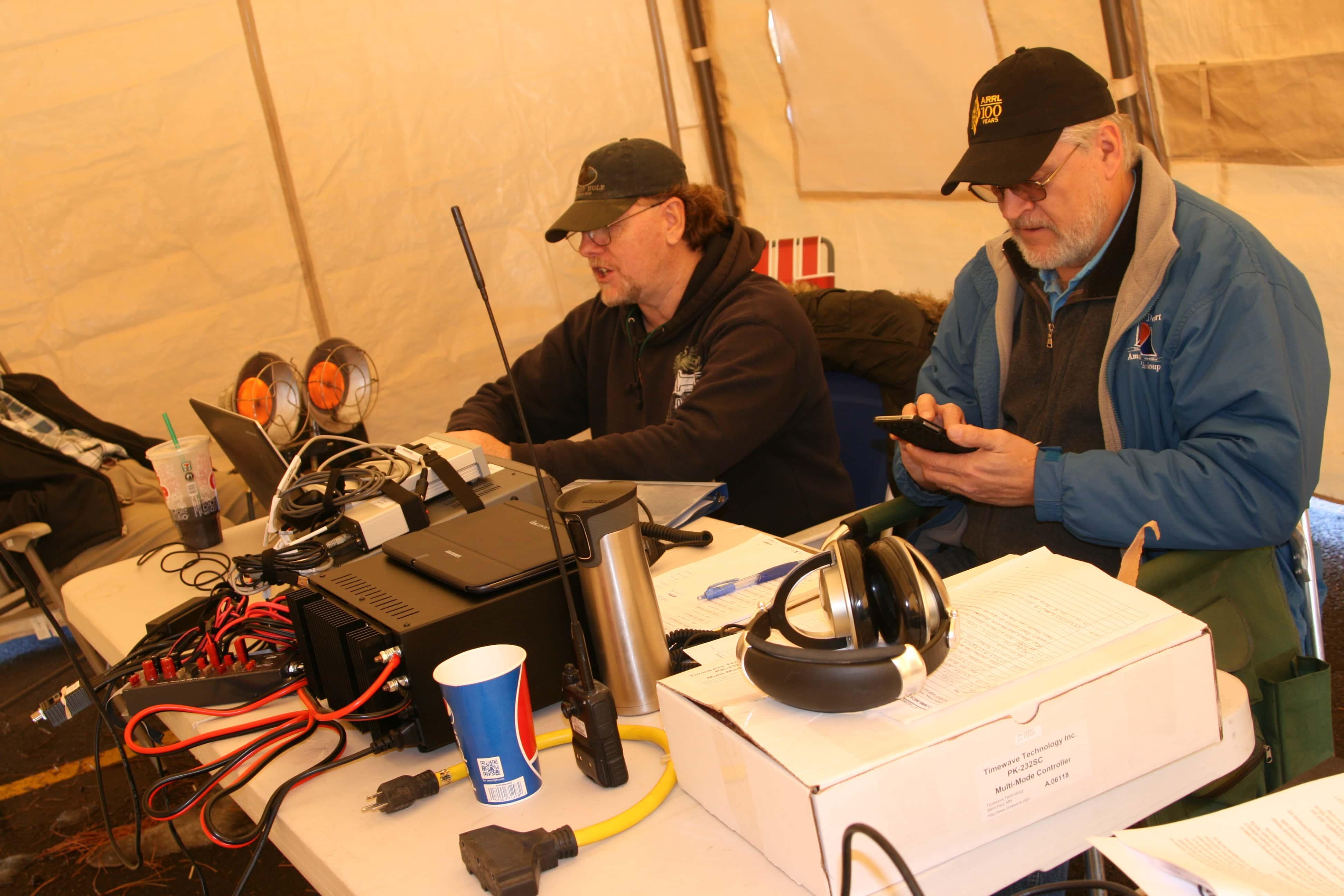 Amateur Radio Test 100