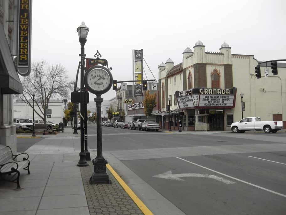 Gas Prices Oregon >> Major Highway Project In The Center Of The Dalles | MyCentralOregon.com