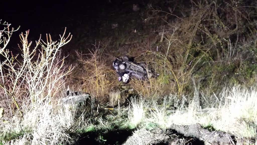Serious Injury Crash On Highway 26 Near Portland   MyCentralOregon com
