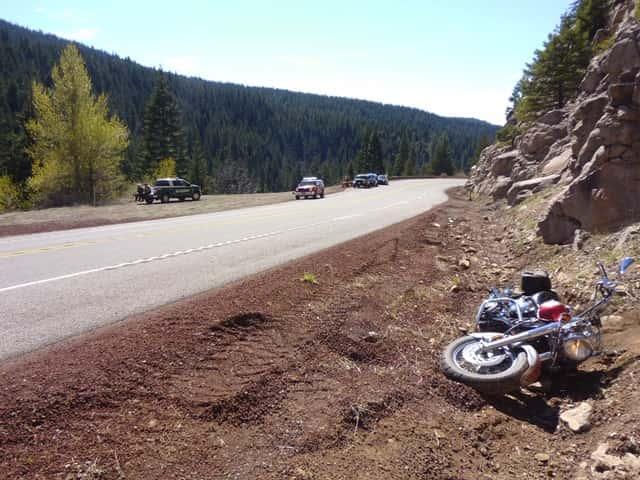 Gas Prices Oregon >> Medford Woman Dies In Motorcycle Crash | MyCentralOregon.com