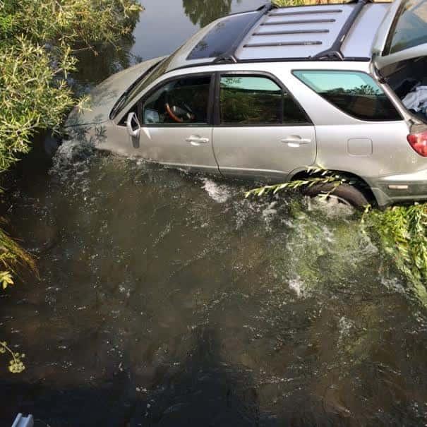 Man Dies In Irrigation Canal Crash