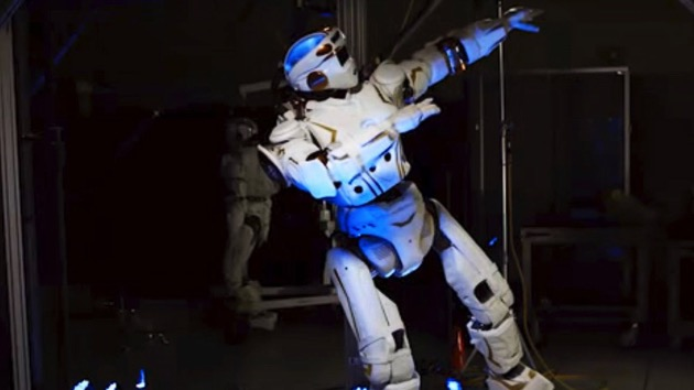 Watch NASA's Humanoid Robot Valkyrie Boogie Down ...