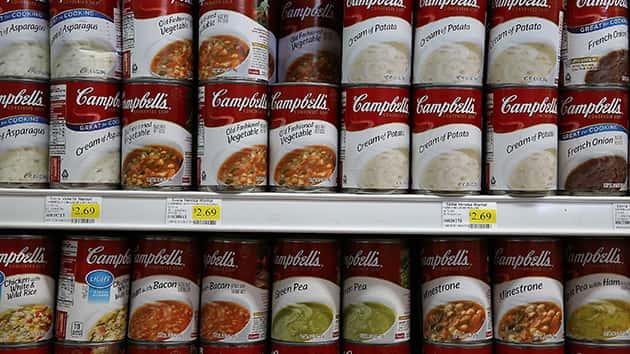 Genetically Modified Food Company List