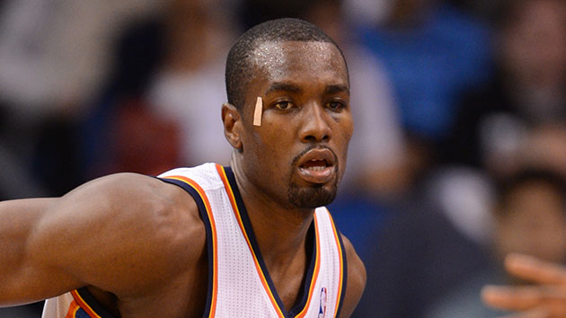 Gas Prices Okc >> OKC's Serge Ibaka Heads to Orlando in Multiplayer Trade ...