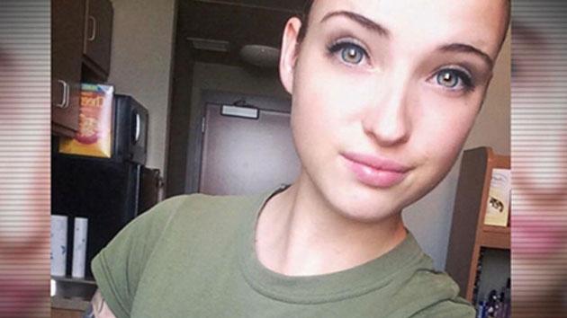 Alleged Victim Of Marine Corps Nude Photo Scandal Speaks -5504