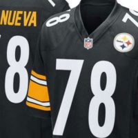 alejandro villanueva jersey sales
