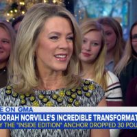 Deborah Norville opens up about her 30-pound weight loss