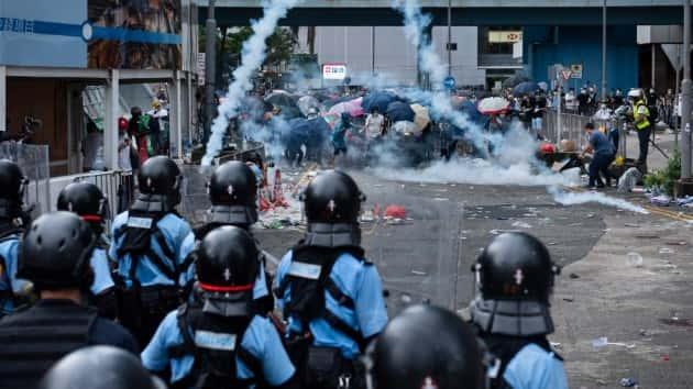 Hong Kong Postpones Extradition Bill Debate Again After