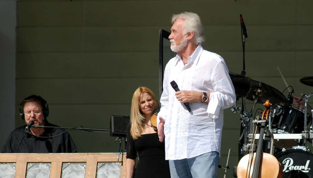 Kenny Rogers Will Have Final Performance With Dolly Parton