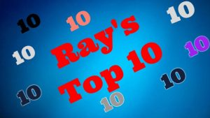 ray turner s top 10 songs dixie 105 7