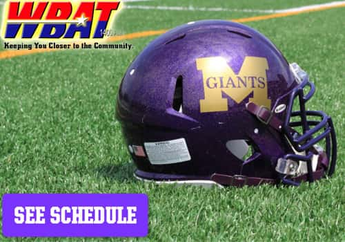 Marion Giants Football | WBAT