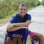 """Garrett Scher: Marion High Class of 2020. """"As a four year soccer player and wrestler, Garrett has balanced sports with academics to graduate with a 4.70 GPA and numerous college credits. He is a 10 year 4-H member, a member of Marion PAL Judo Club and has volunteered at St. Paul Catholic Church as a preschool/kindergarten teacher for two years. He has GIANT heart and is a hardworking, caring and humble young man. Garrett will attend Purdue University in the fall where he will major in Management."""""""
