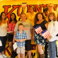 Jake owen concert at the oconnell center 937 k country these k country listeners won passes to a special meet greet with all the star m4hsunfo