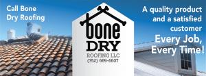 Bone Dry logo