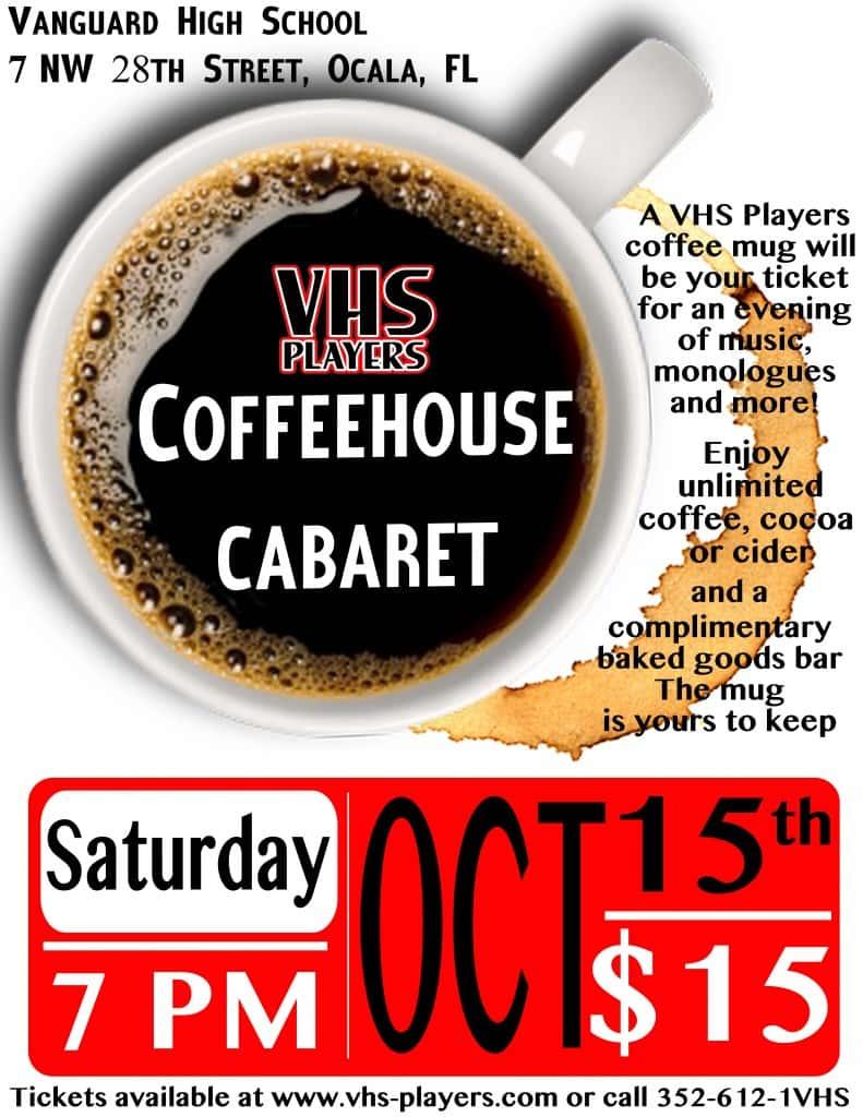 Coffeehouse Cabaret 2016