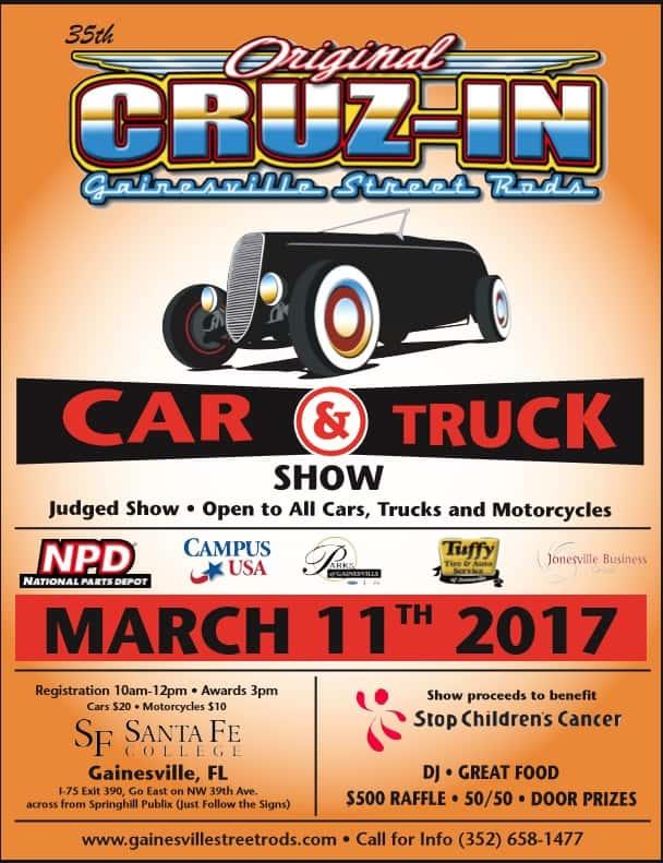Car Truck Show WINDFM - Car show gainesville fl