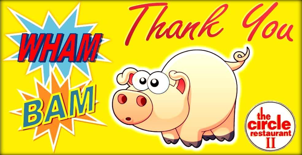Wham, Bam thank you Ham!