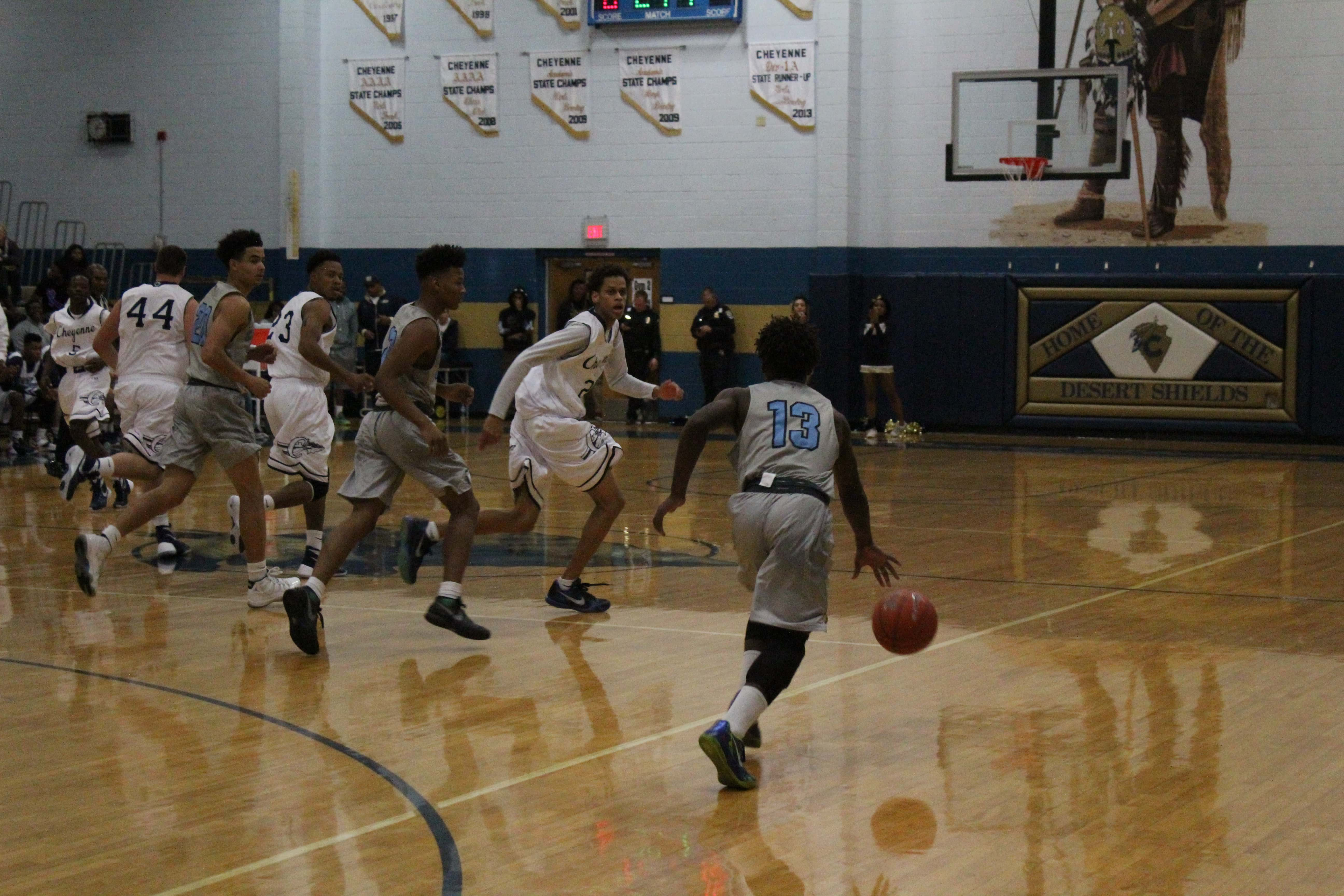Cheyenne Wins At Home Against Canyon Springs | Las Vegas