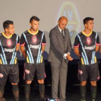 4dc3472f9 Las Vegas Lights FC unveiled their home jerseys on Wednesday