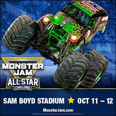 Monster Jam | Las Vegas Sports Network