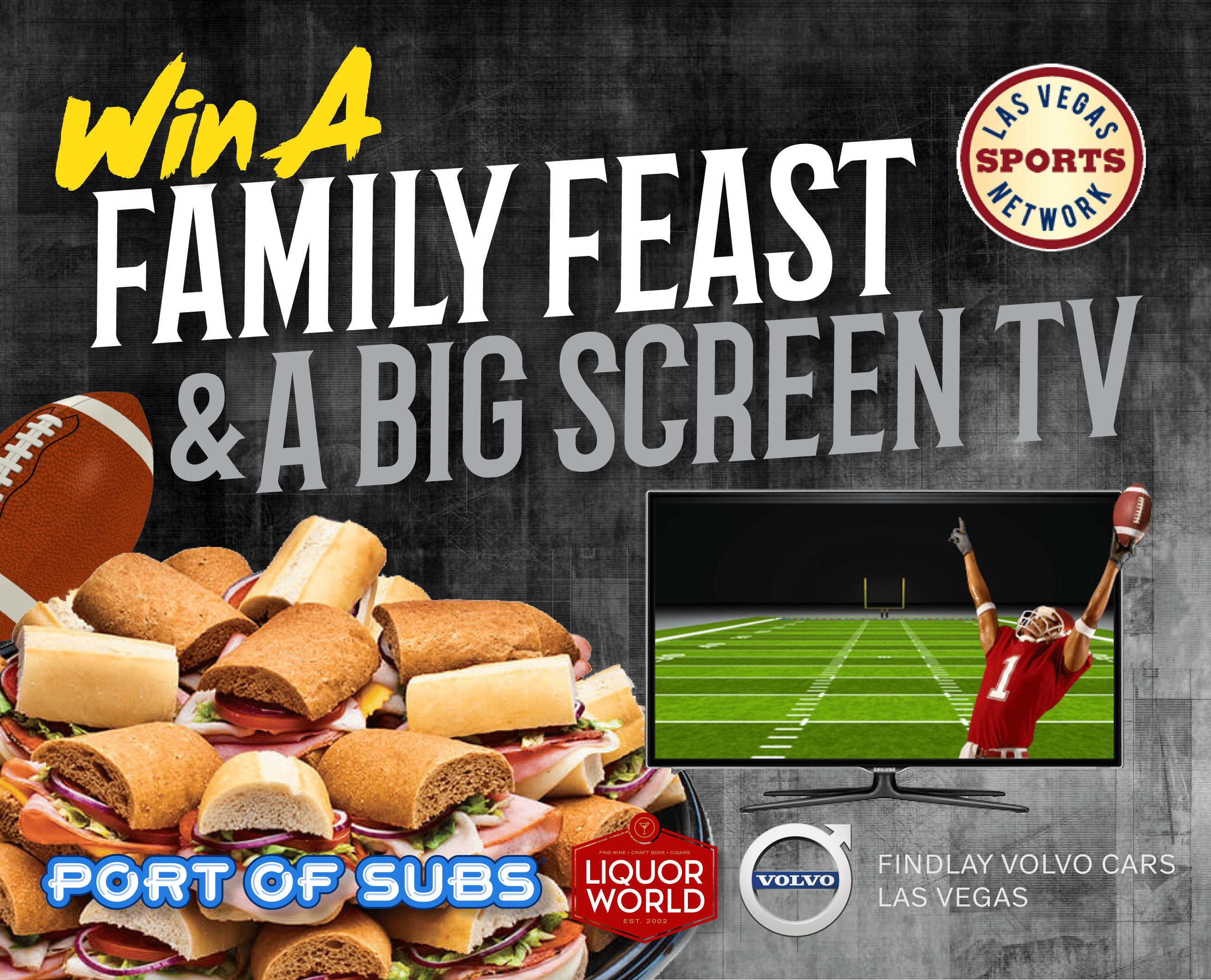 Game Time Family Feast Giveaway