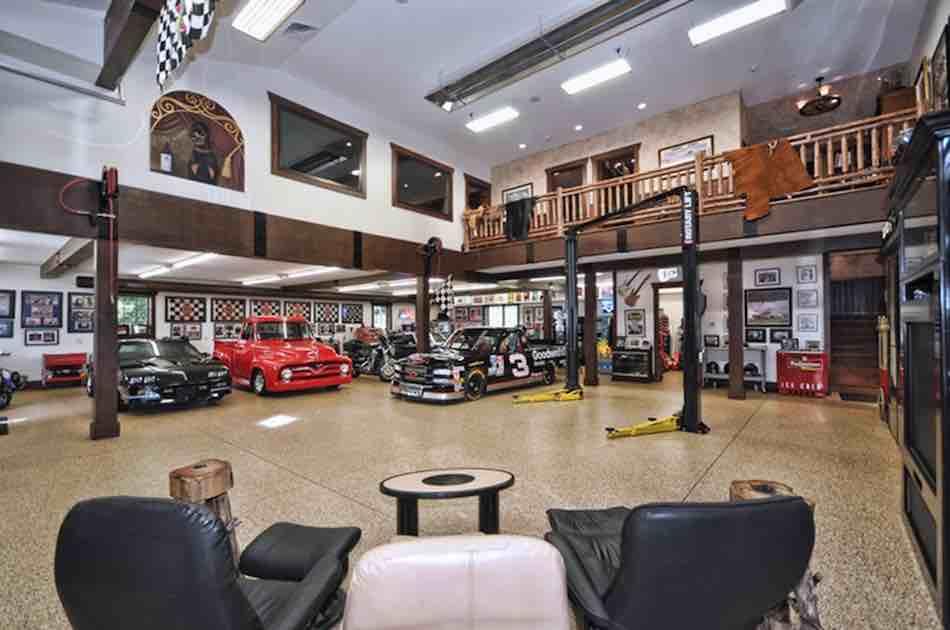 Portable Parking Garage >> COOLEST GARAGES EVER!! | 105-1 THE BLAZE