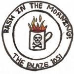 RASH IN THE MORNING!