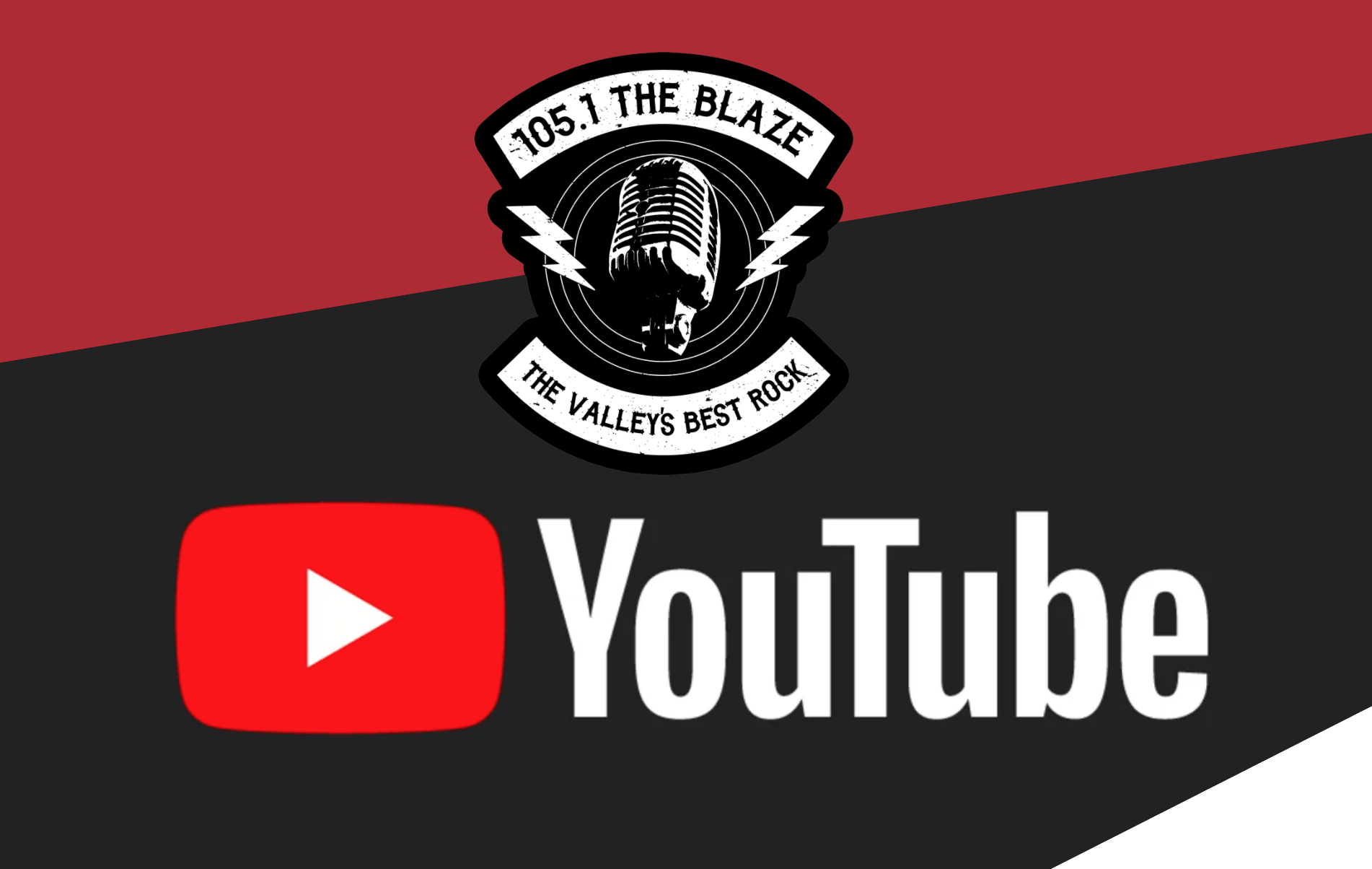 105.1 THE BLAZE YOUTUBE
