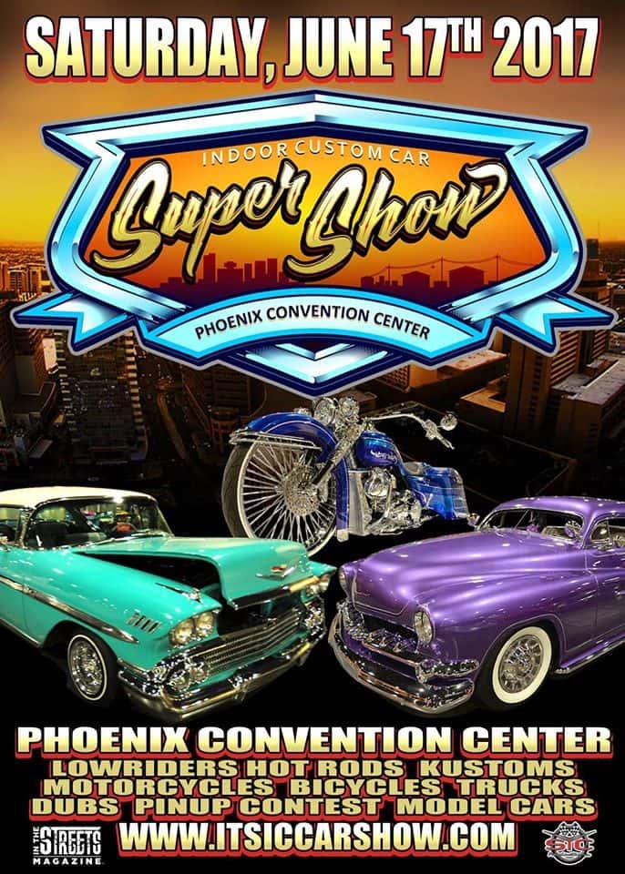 Indoor Custom Car Super Show Mega - Lowrider car show ticket price