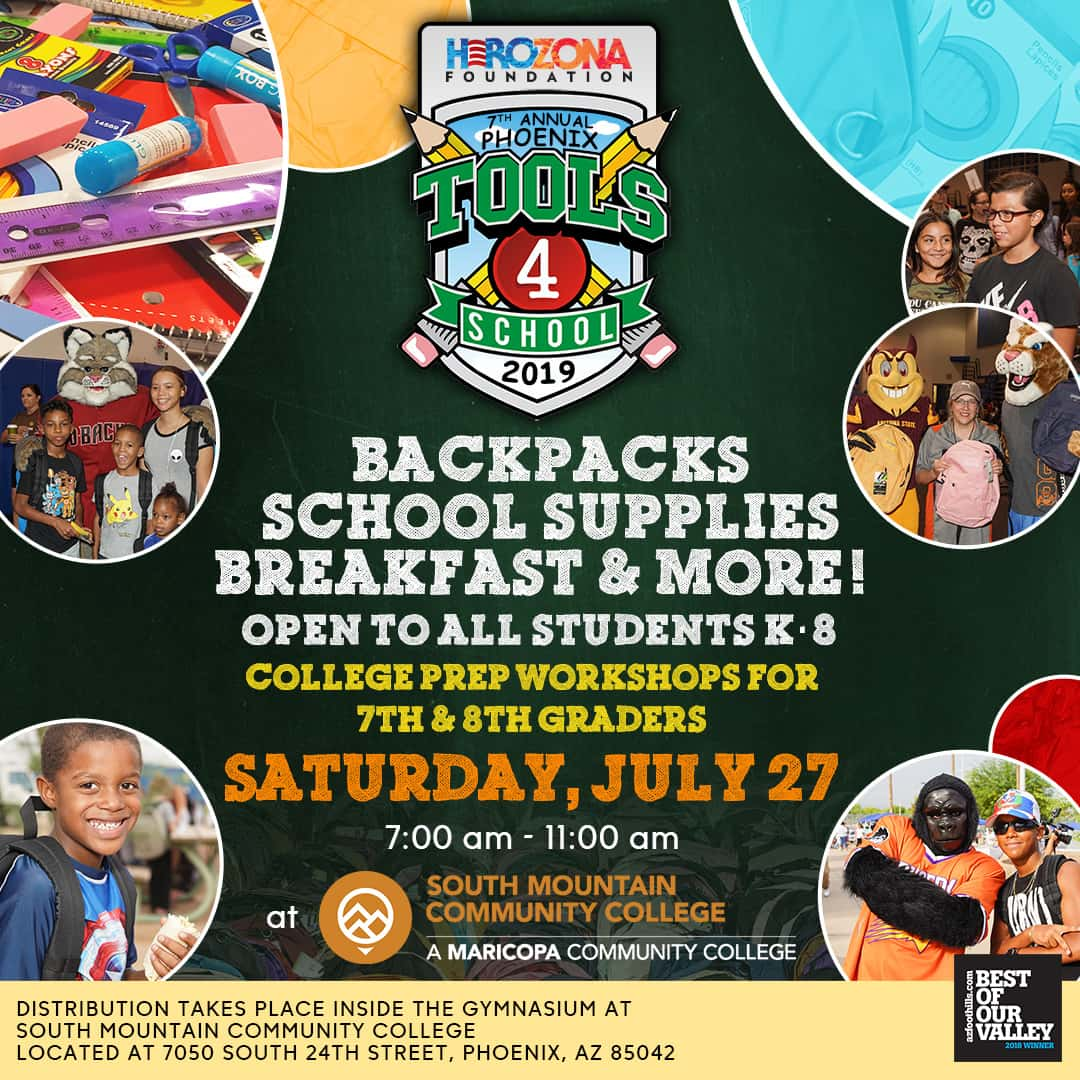 TOOLS 4 SCHOOL | Mega 104 3