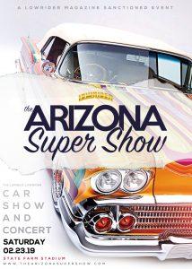 Concerts The Beat - Talking stick resort car show