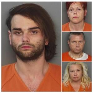 HendricksCo_July1st Arrests