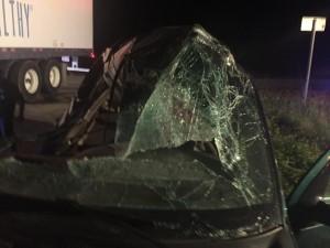 Reelsville Accident_van