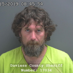 dant: Name: Damon M. Dant Address: Montgomery, IN Charges: Failure to Appear for Domestic Battery and Disorderly Conduct Sex: Male Age: 41 Date of Arrest: 05/14/2019 Arresting Agency: ISP Jasper Warrant: Yes Bond Amount: $2,500 Bonded: No Date Bonded: