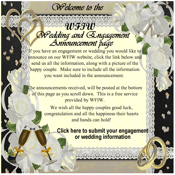 wedding and engagement page