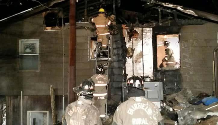 Mill shoals fire II