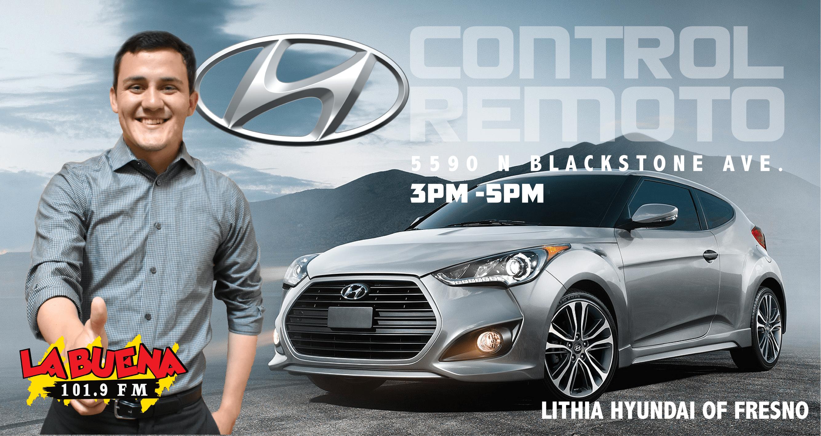 Lithia Hyundai Fresno >> Lithia Hyundai 7 6 La Buena 101 9
