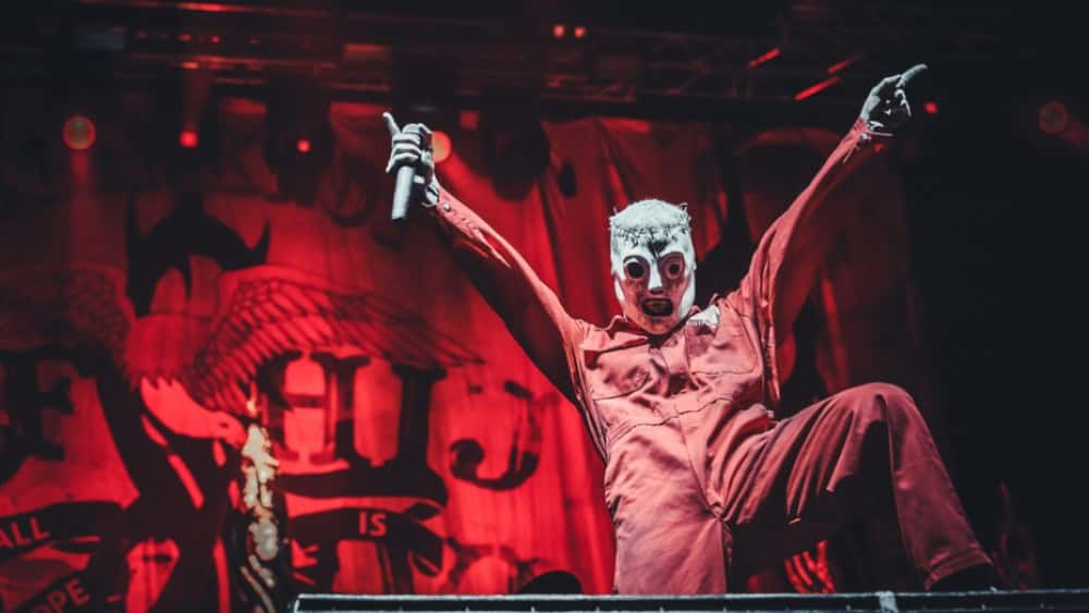 Slipknot Release Surprise New Song 'All Out Life' | 105 5 BOB FM