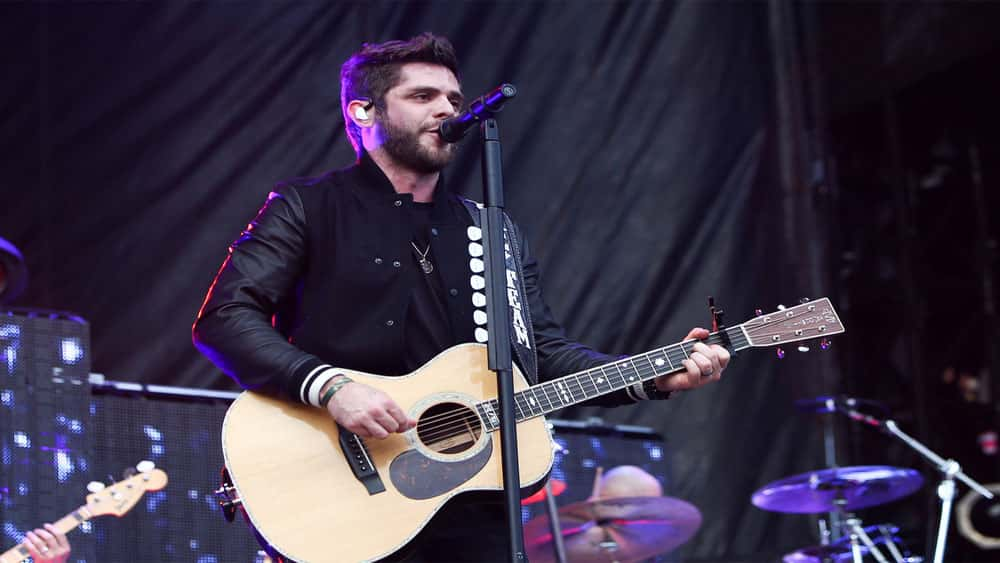 Thomas Rhett & His Wife Welcome Baby Girl | New Country 93
