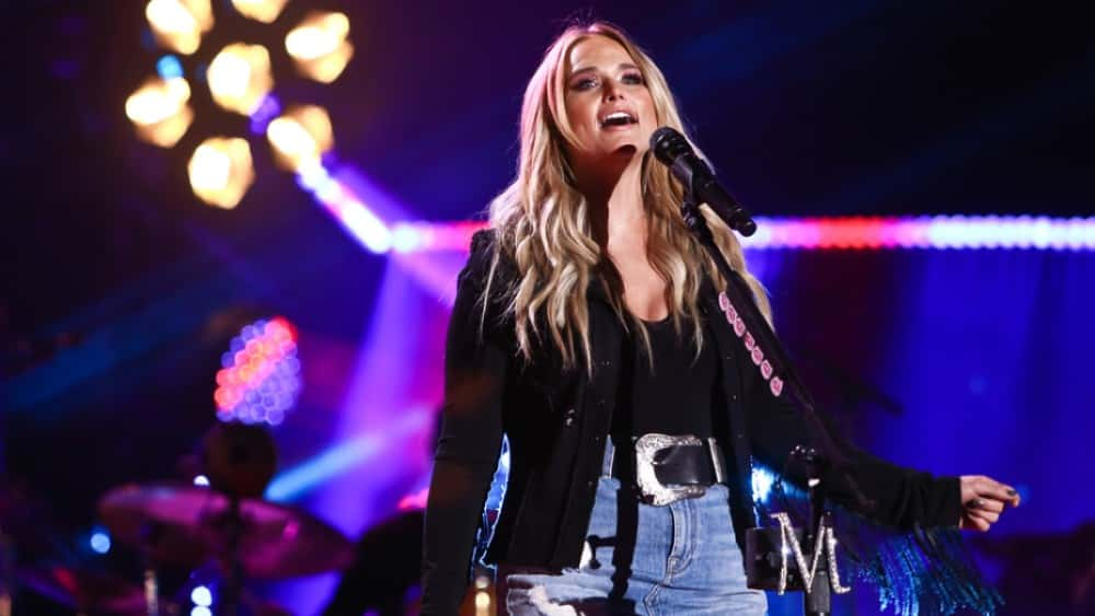 Miranda Lambert Teams With Green Day S Billie Joe Armstrong For Duet