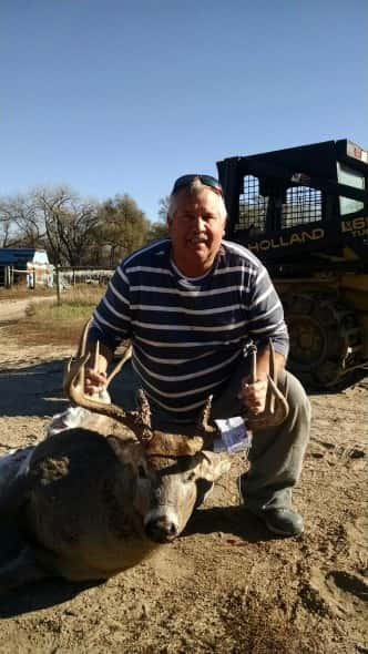 "Gary Minter. 23"" spread. Your turn Doc!!"