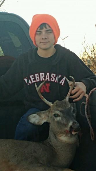 Joseph Albrecht First Deer