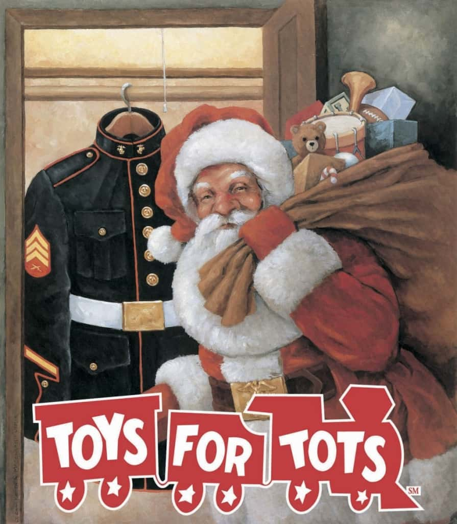 Coldwell Banker Anchor And The Us Marine Corp Team Up To Collect Toys For Tots Again This Year You Can Drop Off A New Unwrapped Toy Any Of Our