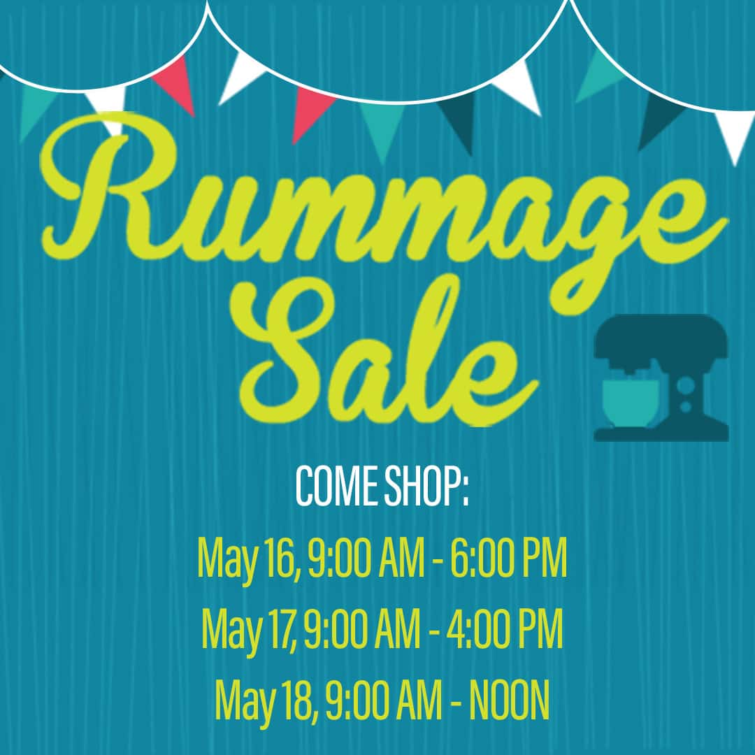Rummage Sale at The Chapel in St  Joseph, MI | Town Crier Wire